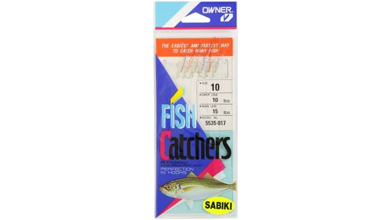 Owner Sabiki Rig – Fish Skin