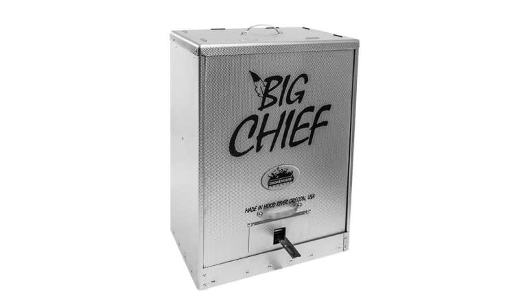 Smokehouse Big Chief Front Load