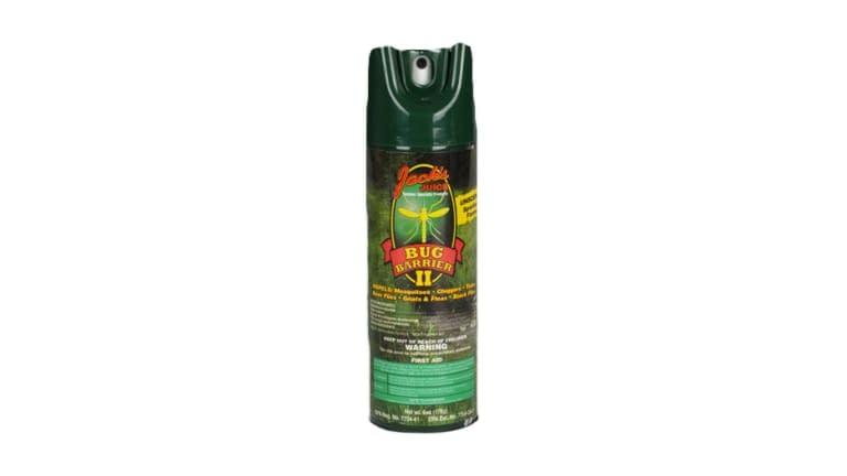 Jack's Juice Bug Barrier II