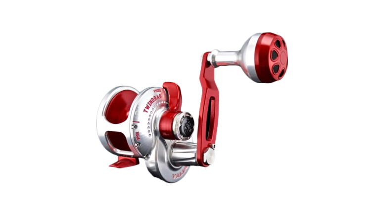 Accurate Boss Valiant Single Speed Lever Drag Reels