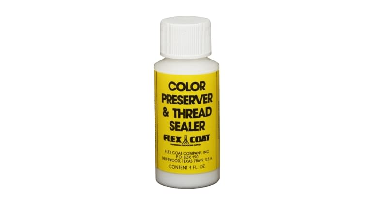 Flex Coat Color Preserver & Thread Sealer