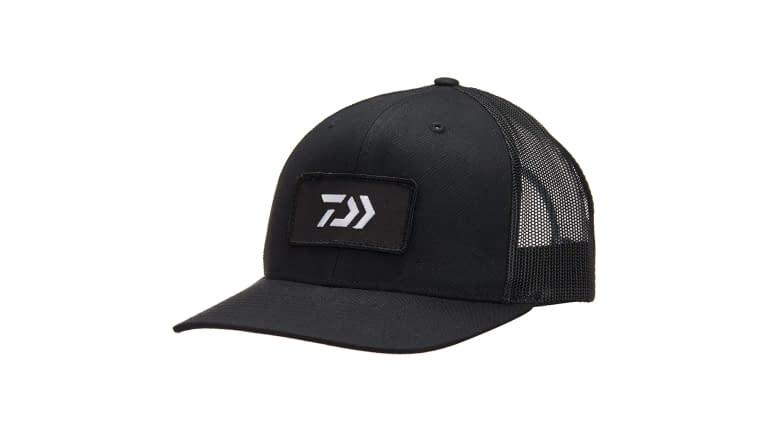 Daiwa D-VEC Trucker Hats - DVEC-E-BLKBLK