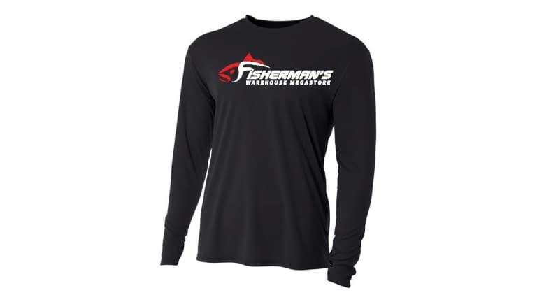 Fisherman's Warehouse Long Sleeve Sun Shirts - FW-LS-B-L