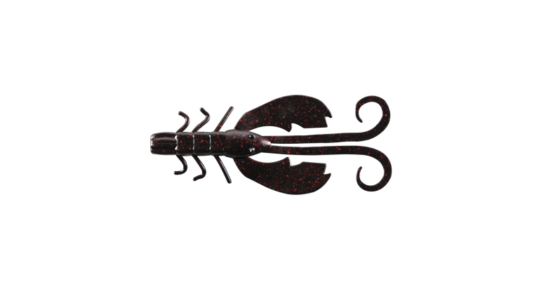Berkley Crazy Legs Chigger Craw - PBBCLCC4-BLR