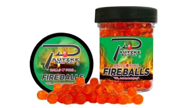 Pautzke Fire Balls - PFBLS/CHINOOK SAL E