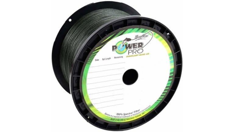 Power Pro Original 1500yd Spools