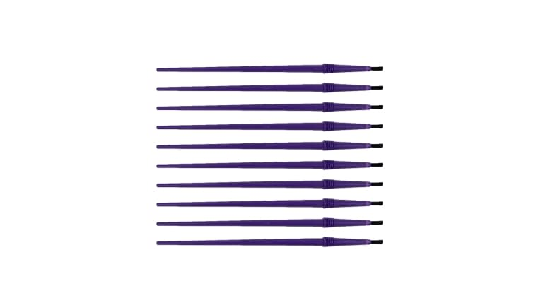 Flex Coat Lite Rod Finishing Brushes