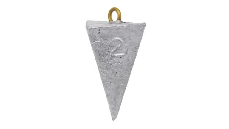 Anglers King Pyramid Sinkers Approx. 25lb Box - PYR2-B