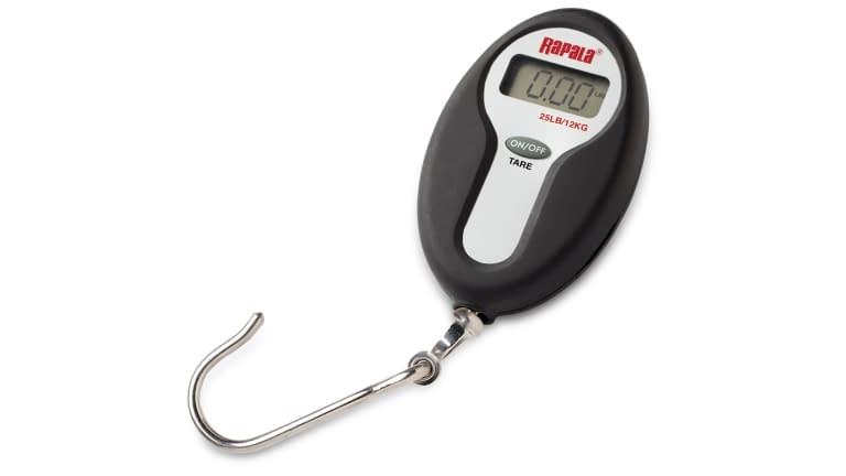 Rapala Mini Digital Scale – 25 lb.