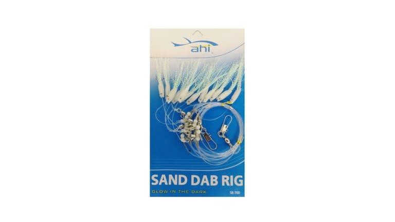 American Maple Sand Dab Rig