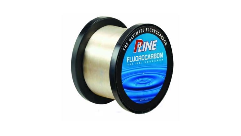 P-Line Soft Fluorocarbon Bulk Spools - Clear