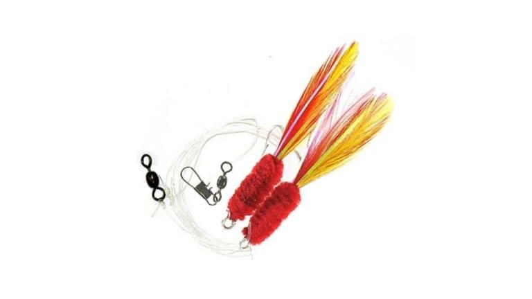 Black Belt Shrimp Fly Rig - 201