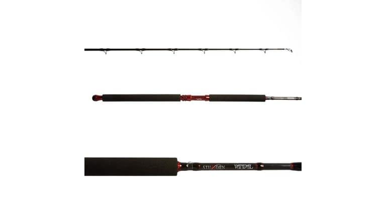 Stubborn Rods Vandal Conventional Rods