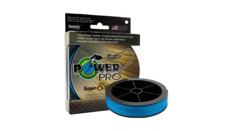 Power Pro Super Slick V2 150yd Spools