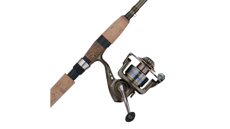 Shakespeare Wild Series Salmon/Steelhead Spinning Combo
