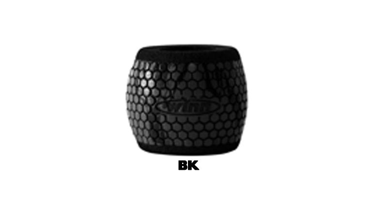 Winn Reel Grip Sleeves - BK