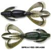 Keitech Crazy Flapper - Style: Sprayed Grass