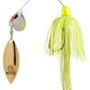 Strike King KVD Finesse Spinnerbaiit - Style: Super Chartreuse