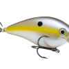 Strike King Magnum Square Bill - Style: Chartreuse Shad