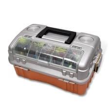 Plano Three Tray Flipsider Tackle Box