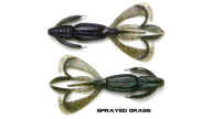 Keitech Crazy Flapper - Sprayed Grass - Thumbnail