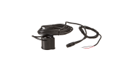 Lowrance PDT-WSU 83/200kHz pod style transducer with temp and 10ft cable - Thumbnail